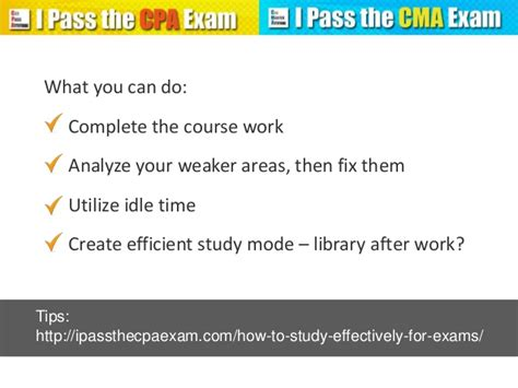 What Can I Do With A Cpa And Mba by Failing Cpa Here S What You Can Do