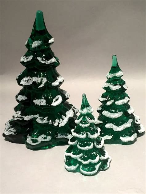 55 best fenton christmas trees images on pinterest