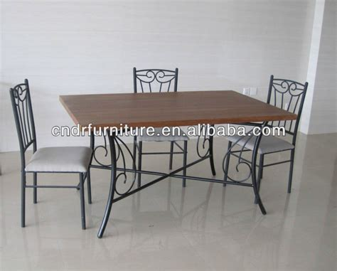 metal dining room furniture metal dining room furniture buy dining room furniture