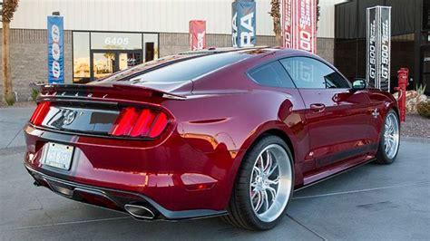 Mustang Auto Kosten by Der Preis Das Tuning Kit Kostet 49 995 Dollar Extra Zu