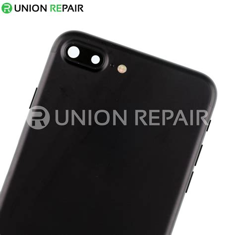 replacement for iphone 7 plus back cover assembly black
