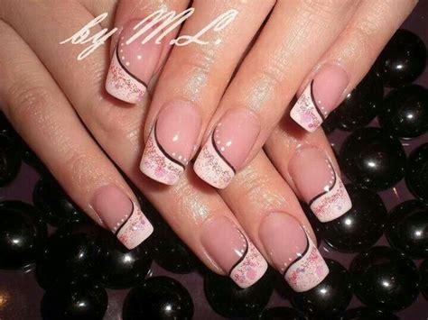 imagenes de uñas pintadas muy bonitas lindas y sencillas u 241 as u 241 as bonitas pinterest