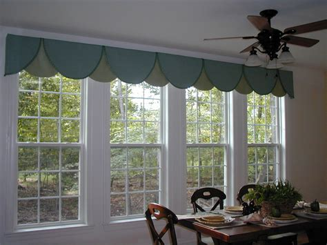 window treatments for large windows dining room