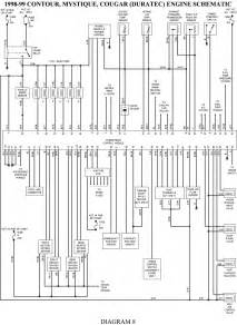 ford taurus vacuum hose diagram ford free engine image