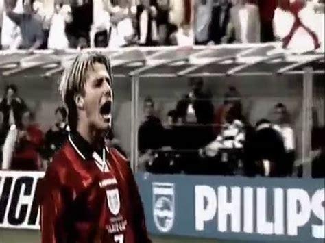 david beckham biography youtube david beckham a footballer s story soccer documentary