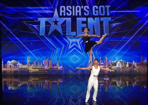asia got talent 2015 thailand vote acrobatic ballet gao and liu asia s got talent 2015