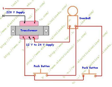 doorbell light replacement doorbell wiring diagram and