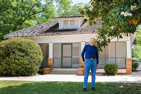 Jimmy Homes by Jimmy Carter S Early On A Farm Wsj