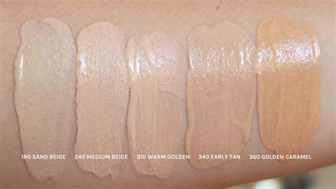 Revlon Colorstay Foundation Skin a wearing matte base the revlon colorstay for