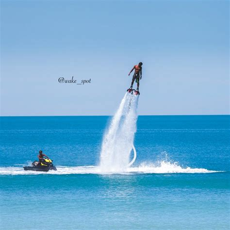 Fly Board flyboard cagnes sur mer 06 parachute bou 233 e jet ski