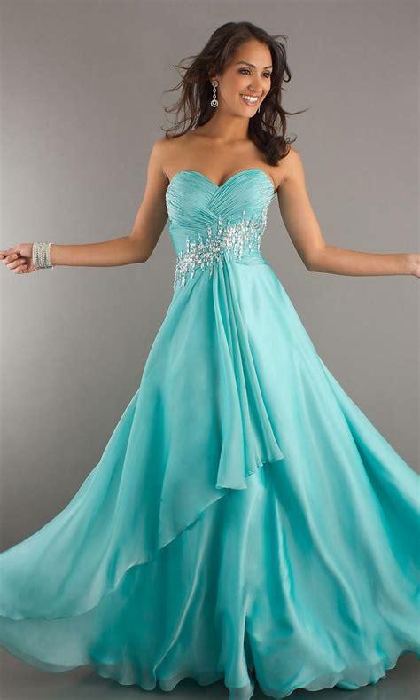 prom and wedding dresses blue wedding prom dress 2059257 weddbook