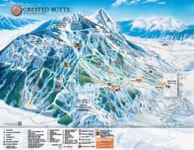 denver ski resorts map