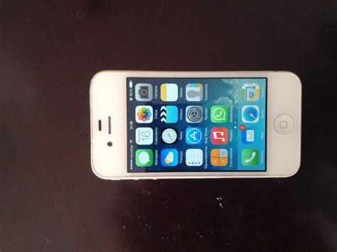 imagenes iphone 4 8gb vendo o permuto iphone 4 blanco 8gb 80 000 en mercado