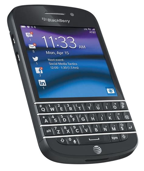 blackberry q10 best price top smartphones 600