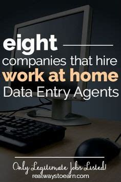 legitimate data entry work from home 1000 images about home based income ideas on