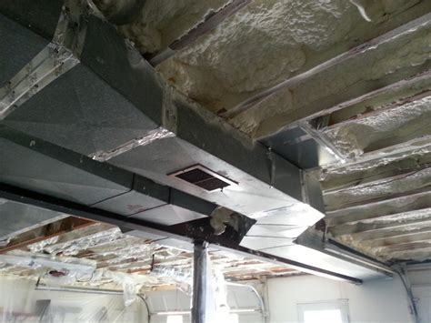 ceiling insulation installers how to insulate garage ceiling ideas