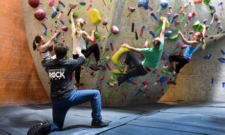 adventure rock climbing gym     brookfield