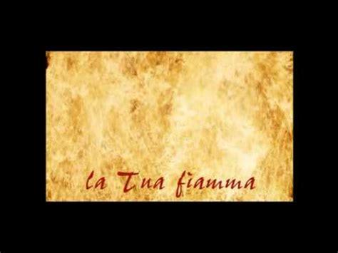 anima christi frisina testo o fiamma di marco frisina