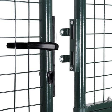 Double Door Gate Design