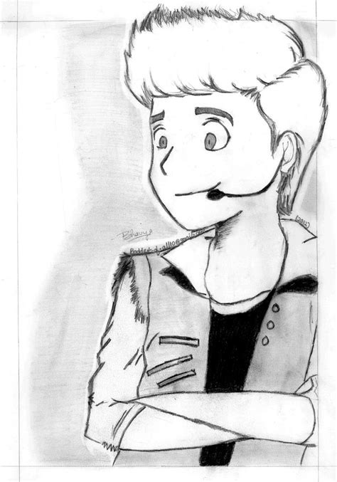 Justin Bieber by NinjaSwagg on DeviantArt