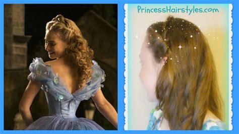 2015 cinderella hair tutorial disney s cinderella hair tutorial ball hairstyle 2015