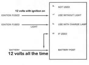 wiring diagram for gm 4 wire alternator wiring wiring diagram