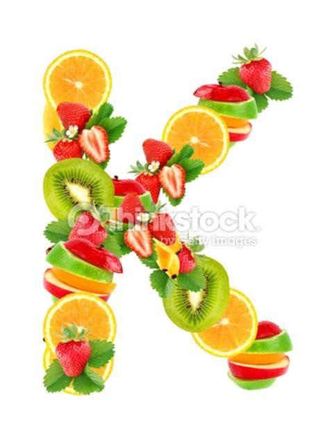 fruit 5 lettres lettre k et fruits photo thinkstock