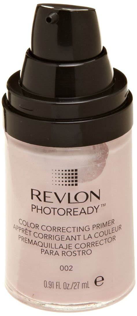 Revlon Photoready Correcting Primer revlon photoready color correcting primer color 002