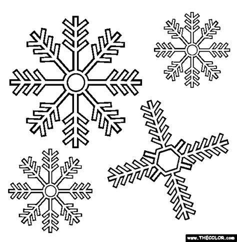 christmas snowflake coloring page snowflakes coloring page free snowflakes online coloring