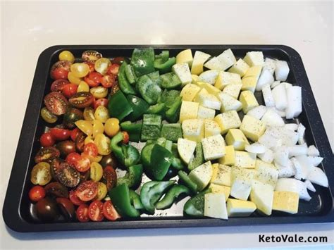 vegetables keto friendly roasted vegetables salad keto friendly ketovale