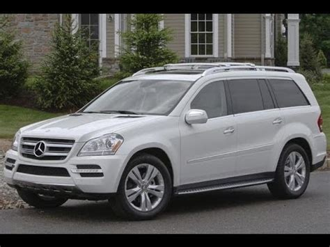 2012 Mercedes Gl by 2012 Mercedes Gl 450 Review