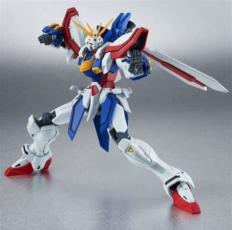 g gundam figures robot spirits damashii 168 god gundam g burning gundam