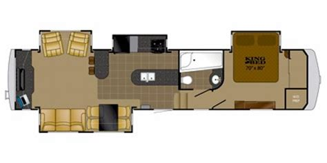 bighorn rv floor plans 2011 heartland rvs bighorn fifth wheel series m 3610re