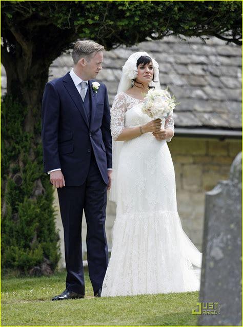 lily allen wedding lily allen weds sam cooper photo 2551428 lily allen
