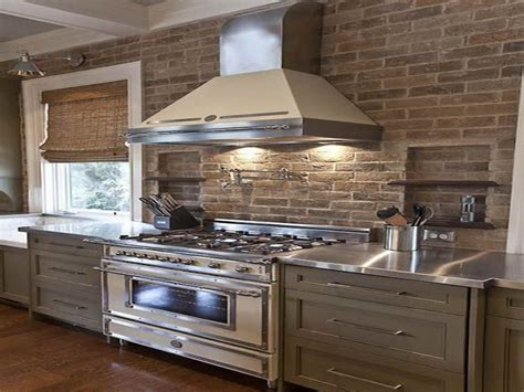 Ideas For Rustic Kitchen Backsplash Kitchen Designs Fanabis Rustic Kitchen Backsplash