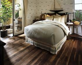 Decor Tiles And Floors by Bedroom Modern Bedroom Interior Decor With Hardwood Tile