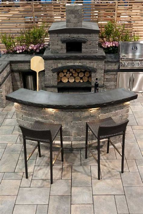Patio Kitchen Designs by Outdoor Kitchen Ideas Let You Enjoy Your Spare Time
