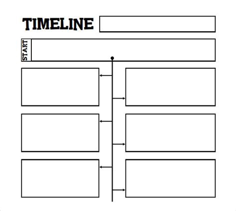 templates for children free printable sle timelines for kid 5 documents in pdf word