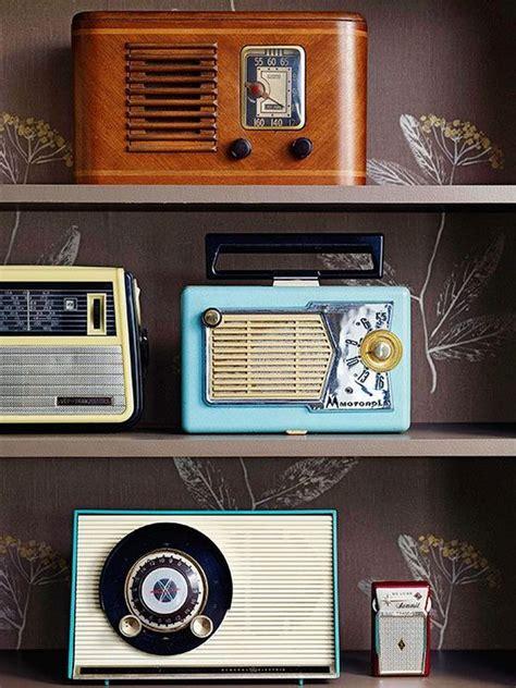 Radio Jadul Modern vintage woonaccessoires interieur insider