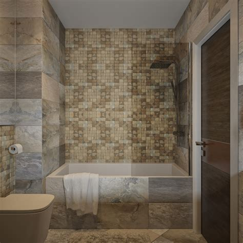 mosaic bathroom tile ideas 30 cool ideas and pictures of natural stone bathroom