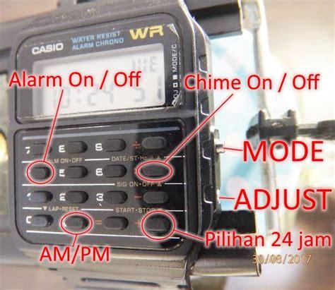 Jam Tangan Casio Original Ca 53w casio digital jam tangan calculator kalkulator ca 53w 1z