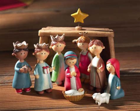 nativity sets for children