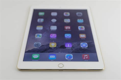 Tablet Apple Air 2 the apple air 2 review