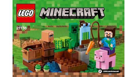 Lego 21138 Minecraft The Melon Farm lego minecraft set 21138 the melon farm
