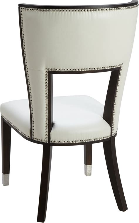 ivory dining chairs naples ivory dining chair set of 2 from sunpan 80606
