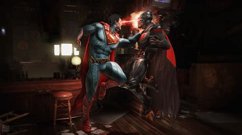 wallpaper injustice  atrocitus fighting pc
