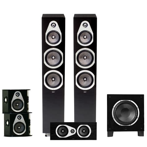 v 6 3 hts home theater system