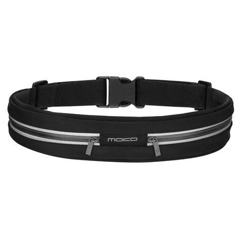 Sweatproof Sport Waist Belt Bag Pouch For Running Ukuran L Ter aliexpress buy moko sports running waist bag outdoor sweatproof reflective waist belt