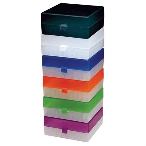 Box Freezer assorted color freezer boxes 100 place pp 5 pk from cole