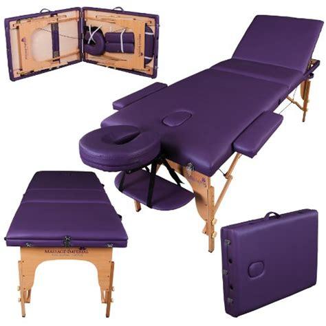 lightweight massage couch save 63 massage imperial 174 deluxe lightweight purple 3